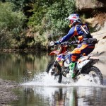 WADE YOUNG TAKES HIS BROTHER LEADER TREAD KTM TO YET ANOTHER PODIUM AT THE MOTHER OF HARD ENDUROS
