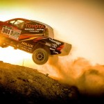 Dakar a new world for superstars