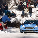 Mixed emotions on M-Sport's Monte