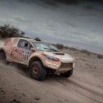 All-Electric Dakar Rally Car Proves Electric Cars Can Tackle The Toughest Off-Road Race On Earth