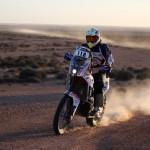 Africa Eco Race: British KTM rider Newland wins stage seven