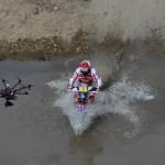 Organisers shortens Dakar's stage 2
