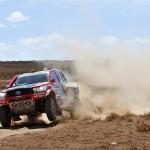 TOYOTA GAZOO RACING SA IN TOP TEN AS DAKAR 2016 REACHES MIDPOINT