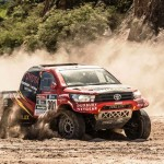 DRAMA AS STAGE 9 OF DAKAR 2016 IS SHORTENED