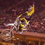 Jason Anderson and Husqvarna Make History With 450 Supercross Victory at Anaheim 1!