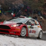WRC Rally Monte Carlo: Paddon, Kubica crash out of Monte Carlo SS3