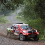 POULTER MOVES UP TO 4TH OVERALL ON DAKAR 2016