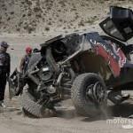 """Loeb: Victory bid over after """"frustrating"""" crash"""