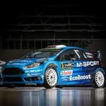 M-Sport unveils 2016 Fiesta WRC challenger