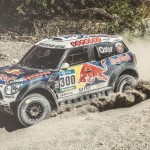The Dakar shows its teeth