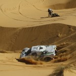 Africa Eco Race: Ullevalseter and Gerard win stage 10