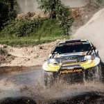 SOUTH RACING'S MARCO BULACIA AND PETER JERIE DELIVER IMPRESSIVE FIRST WEEK PERFORMANCES IN PUNISHING DAKAR RALLY