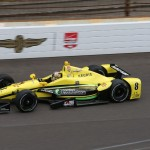 20-year-old eyes 100th Indianapolis 500