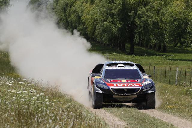 Sainz Peugeot