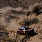 Desert Wings make their mark on the Dakar as temperatures soar
