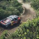 Third win for Loeb, 1-2-3 for Peugeot again