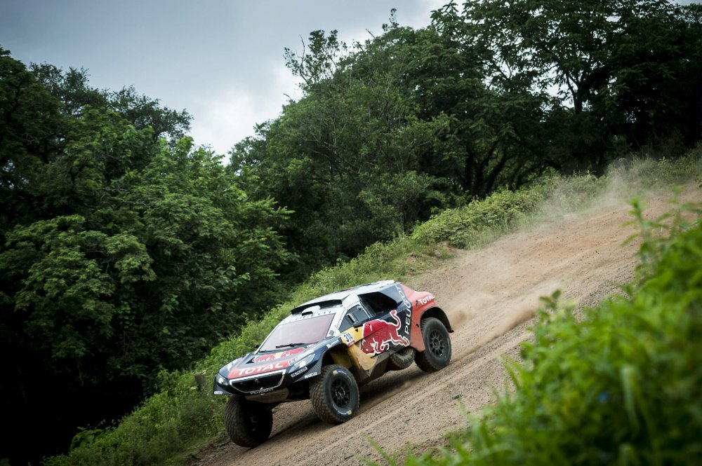 all you need is loeb as dakar rookie wins consecutive stages rallystar. Black Bedroom Furniture Sets. Home Design Ideas