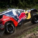 News Flash: Peterhansel leads Peugeot 1-2-3