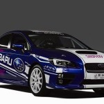 Subaru WRX STi for Middle East Rally Championship