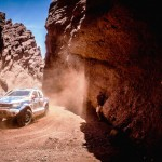 FORD'S XAVIER PONS EXCELS IN THE HEAT AND SAND OF A SHORTENED NINTH DAKAR SPECIAL AROUND BELÉN