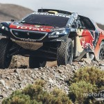 Bad luck for Loeb, Peter flawless, Price strikes a third time