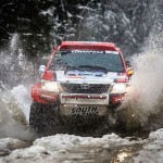 SOUTH RACING ENJOYS SUCCESSFUL TWO-CAR FINISH  IN DEMANDING BAJA RUSSIA NORTHERN FOREST RALLY
