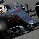 Lewis Hamilton: Mercedes incredible in Formula 1 testing