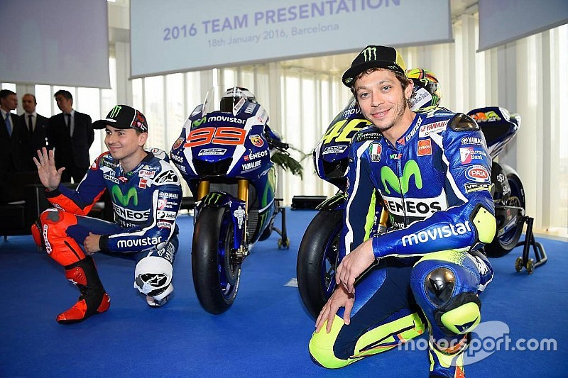 Lorenzo, Rossi: Balance of power will shift – Rallystar