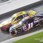 Is the Daytona 500 shaping up to be a Penske vs. Gibbs battle?