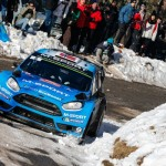 Rally Sweden: Ogier dominates as Paddon suffers late drama
