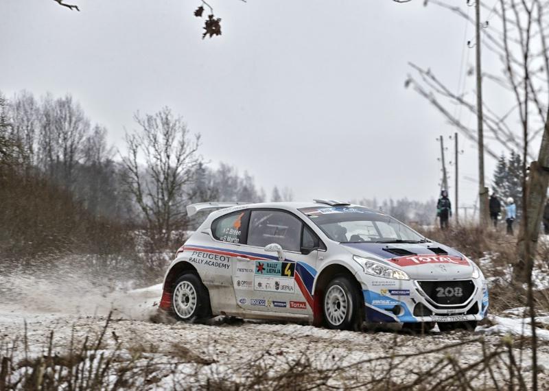 Rally Lipaya snow