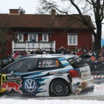 SS2: Ogier sets early pace in Sweden