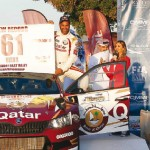 Qatar's rally star Al Attiyah sets record with another home win