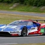 Four Ford GTs fired up for anniversary Le Mans assault