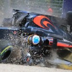 Formula 1 driver knows he's 'lucky to be alive' after frightening crash