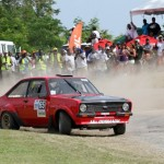 Irish and speedy Escorts for Sol Rally