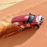 Nissan to Power Abu Dhabi Desert Challenge for 13th Year in a Row