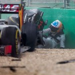 F1 Bahrain GP: Alonso forced out of the Bahrain Grand Prix