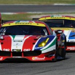 Ferrari 488 GT3 Wins In First Race For Scuderia Corsa
