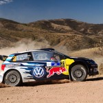 LATVALA TAKES ADVANTAGE OF HIS FAVOURABLE ROAD POSITION TO LEAD AFTER DAY ONE IN MEXICO