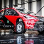 TOYOTA PRIMED TO TACKLE THE 2016 CROSS COUNTRY AND RALLY CHAMPIONSHIPS