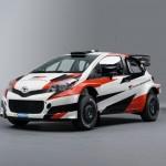 Toyota starts World Rally Championship testing