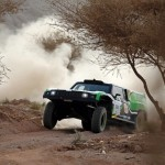 SAUDI'S YAZEED AL-RAJHI CRUISES TO RECORD FIFTH VICTORY IN HA'IL NISSAN RALLY