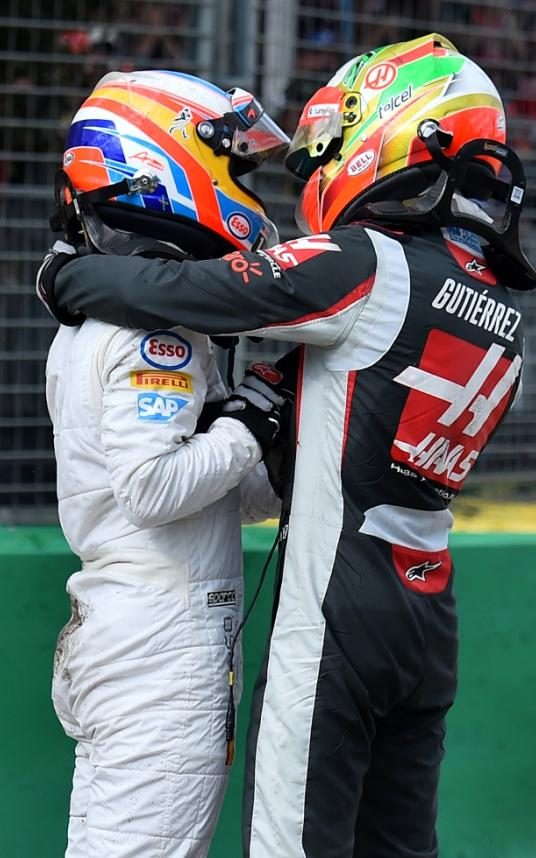 Alonso and Guittrez