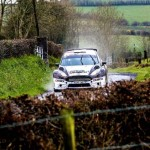 Elfyn Evans is Circuit of Ireland's target man
