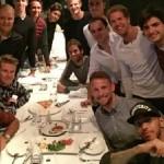 Formula 1 drivers capture ultimate selfie for Grand Prix Driver's Association