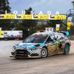 Ford Focus RS RX Makes Rallycross Debut in Portugal; 600 Horsepower Car Raced by Ken Block and Andreas Bakkerud