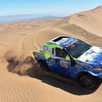 DMAS SOUTH RACING ENTERS FORD RANGER FOR CHILEAN DUO OF  GARCES AND VINAGRE IN SEALINE CROSS-COUNTRY RALLY