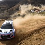 SS16: Gearchange scare for Paddon