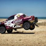 STAGE ONE WINS AT SEALINE RALLY FOR QATAR'S AL-ATTIYAH AND CHILE'S CASALE CATRACCHIA